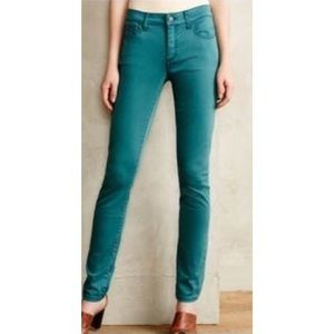 Anthropologie Pilcro Stet Ankle Jeans Size 29